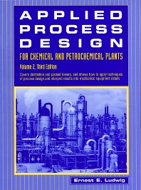 Applied Process Design for Chemical and Petrochemical Plants: Volume 2 - 3rd Edition - ISBN: 9780884151012, 9780080527376
