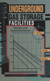 Underground Gas Storage Facilities, 1st Edition,Orin Flanigan,ISBN9780884152040