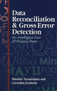 Cover image for Data Reconciliation and Gross Error Detection