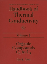 Handbook of Thermal Conductivity, Volume 1 - 1st Edition - ISBN: 9780884153825, 9780080533339