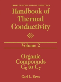 Handbook of Thermal Conductivity, Volume 2 - 1st Edition - ISBN: 9780884153832, 9780080533346