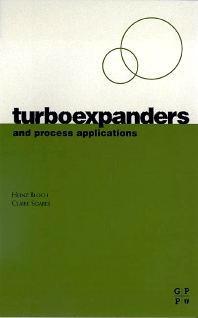 Cover image for Turboexpanders and Process Applications