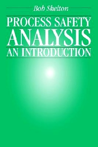 Process Safety Analysis - 1st Edition - ISBN: 9780884156666
