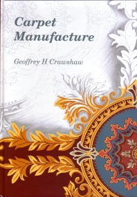Cover image for Carpet Manufacture