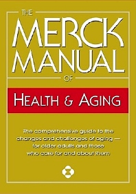 Cover image for The Merck Manual of Health & Aging