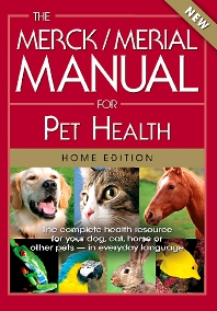 The Merck / Merial Manual for Pet Health - 1st Edition - ISBN: 9780911910995