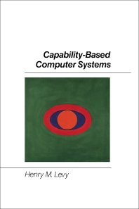 Cover image for Capability-Based Computer Systems