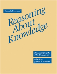 Cover image for Theoretical Aspects of Reasoning About Knowledge