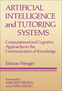 Cover image for Artificial Intelligence and Tutoring Systems