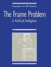 Cover image for The Frame Problem in Artificial Intelligence