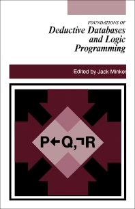 Cover image for Foundations of Deductive Databases and Logic Programming