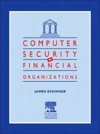 Cover image for Computer Security in Financial Organizations