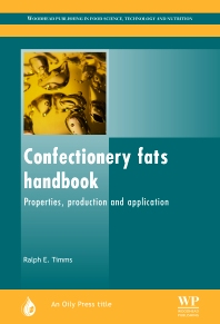 Cover image for Confectionery Fats Handbook