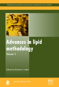 Cover image for Advances in Lipid Methodology