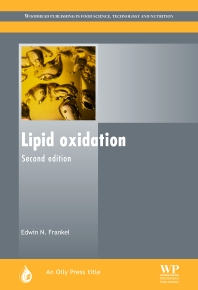 Cover image for Lipid Oxidation