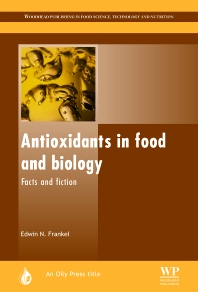Cover image for Antioxidants in Food and Biology