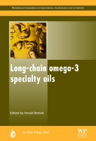 Long-Chain Omega-3 Specialty Oils - 1st Edition - ISBN: 9780955251214