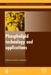 Cover image for Phospholipid Technology and Applications