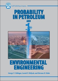 Cover image for Probability in Petroleum and Environmental Engineering