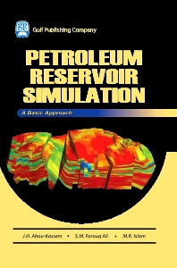 Cover image for Petroleum Reservoir Simulations