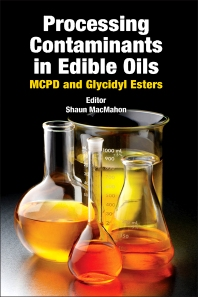 Cover image for Processing Contaminants in Edible Oils