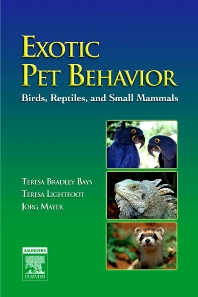 Exotic Pet Behavior - 1st Edition - ISBN: 9781416000099, 9781437711493