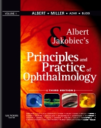 Cover image for Albert & Jakobiec's Principles & Practice of Ophthalmology