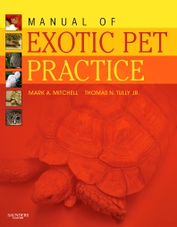 Cover image for Manual of Exotic Pet Practice