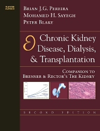 Cover image for Chronic Kidney Disease, Dialysis, & Transplantation