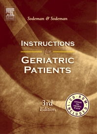 Instructions for Geriatric Patients - 3rd Edition - ISBN: 9781416002031, 9781437710342