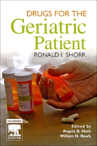 Cover image for Drugs for the Geriatric Patient