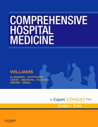 Cover image for Comprehensive Hospital Medicine