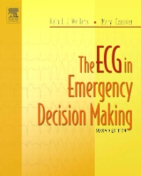 Cover image for The ECG in Emergency Decision Making