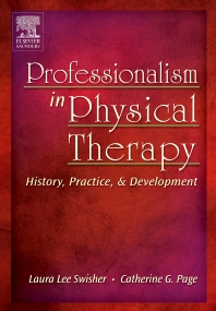 Cover image for Professionalism in Physical Therapy