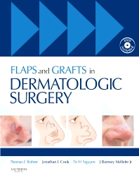 Cover image for Flaps and Grafts in Dermatologic Surgery