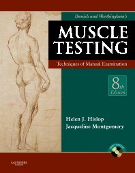 Daniels and Worthingham's Muscle Testing - 8th Edition - ISBN: 9781416023500, 9781416066187