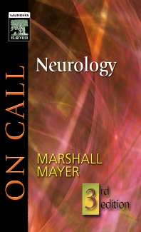 On Call Neurology - 3rd Edition - ISBN: 9781416023753