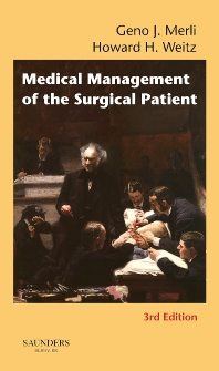 Cover image for Medical Management of the Surgical Patient