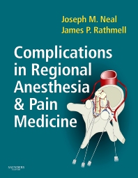 Cover image for Complications in Regional Anesthesia and Pain Medicine