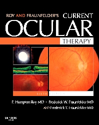 Cover image for Roy and Fraunfelder's Current Ocular Therapy