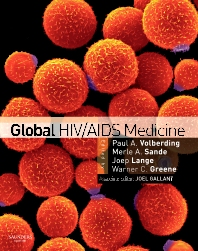Cover image for Global HIV/AIDS Medicine