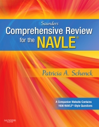Cover image for Saunders Comprehensive Review for the NAVLE®