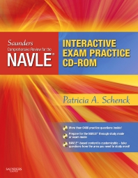 Saunders Comprehensive Review for the NAVLE® Interactive Exam Practice CD-ROM - 1st Edition - ISBN: 9781416029274