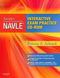 Saunders Comprehensive Review for the NAVLE® Board Review and Exam Practice Package
