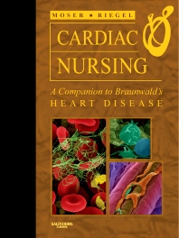 Cover image for Cardiac Nursing