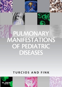 Cover image for Pulmonary Manifestations of Pediatric Diseases