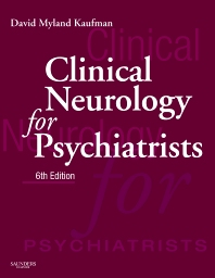Cover image for Clinical Neurology for Psychiatrists