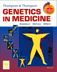 Thompson & Thompson Genetics in Medicine - 7th Edition - ISBN: 9781416030805, 9781437700930