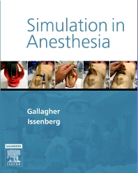 Cover image for Simulation In Anesthesia