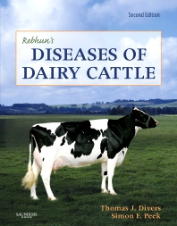 Rebhun's Diseases of Dairy Cattle - 2nd Edition - ISBN: 9781416031376, 9781455735198
